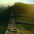 Milecastle 39 by Bootkneck