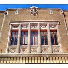 Fligelman's Department Store Facade by Sue Morgan