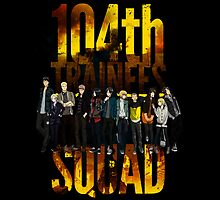 104th Trainees Squad by coffeewatson