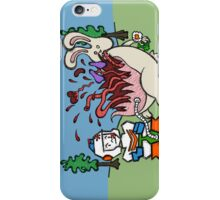 Teddy Bear And Bunny - Pop iPhone Case/Skin