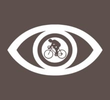 Keep an Eye Out for Cyclists (dark) by KraPOW
