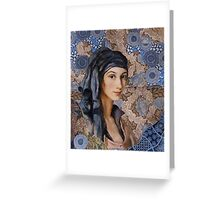 Zenaida Greeting Card