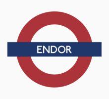 Endor Underground by Heidi Cox