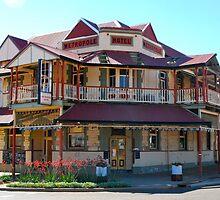 Metropole Hotel Boulder, WA by Futurama