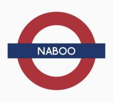 Naboo Underground. by SerLoras