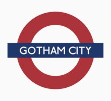 Gotham City Underground by SerLoras
