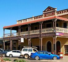 Albion Shamrock Hotel - Boulder, W.Australia by Futurama