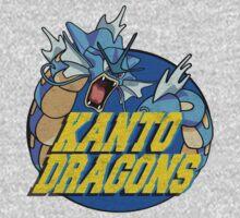 Kanto Dragons, Gyarados by FrogusIV