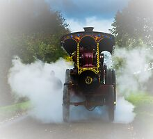 Out of the steam by Ralph Goldsmith