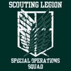 SCOUTING LEGION - Special Operations Squad by Mizuno Takarai