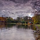 Edinboro Autumn by Kathy Weaver