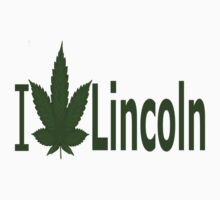 0152 I Love Lincoln by Ganjastan