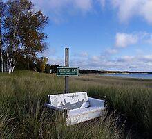 Whitefish Bay by Al Mullen