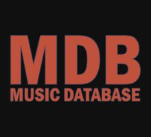 MDB  decoration Clothing & Stickers by goodmusic