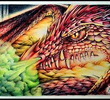Smaug by Unicornuss