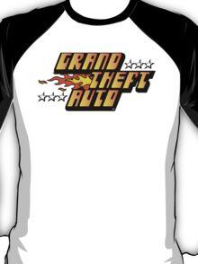 Grand Theft Auto (First, Original Logo) T-Shirt