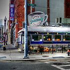 South street diner by Elisabeth van Eyken