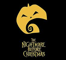 The Nightmare Before Christmas by ParaFan11