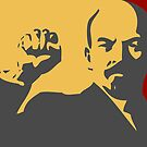 POWER WITH LENIN  by SofiaYoushi