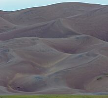 Pre-Dawn Pastels - Great Sand Dunes National Park by Stephen Beattie