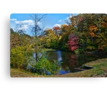 Autumn Artwork Canvas Print