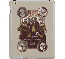 Fearsome Four iPad Case/Skin
