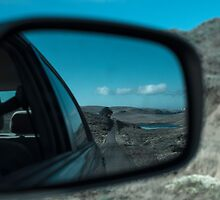 Rearview Landscape by Diego  Re