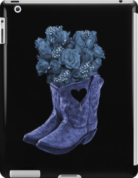 ☆ ★ ☆EVEN COWGIRLS GET THE BLUES -SOMETIMES-(AND COWBOYS 2) IPAD CASE ☆ ★ ☆¸ by ✿✿ Bonita ✿✿ ђєℓℓσ