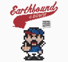 Earthbound & Down by jangosnow