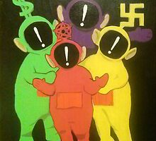 Helletubbies by Kyle Willis