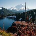 Summit Lake - Snoqualmie N. F. by Mark Heller