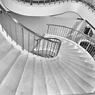 Bayview Stairs by Cynthia Harris