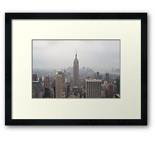 Stunning Empire Framed Print