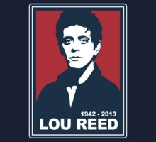 Lou Reed by Grunger71