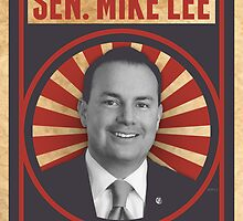 Senator Mike Lee by morningdance