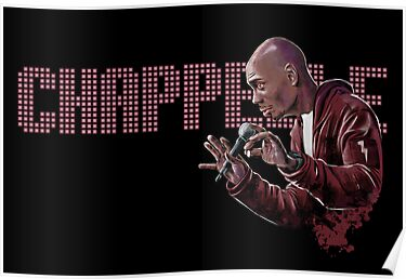 Dave Chappelle - Comic Timing by uberdoodles