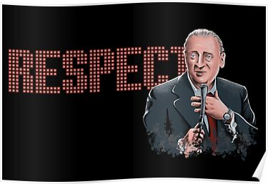 Respect for Rodney Dangerfield by uberdoodles
