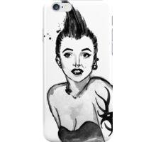 Punk Marilyn iPhone Case/Skin
