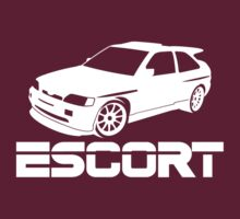 Ford Escort RS Cosworth - 2 by TheGearbox