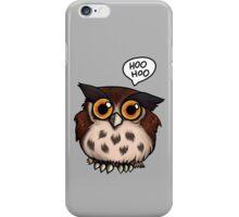 Owlet - sooo cute! iPhone Case/Skin