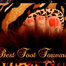 Best Foot Forward by ©The Creative  Minds