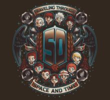 50 Years of Timelords by Bamboota