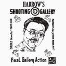 Harrow's Boardwalk Shooting Gallery - Boadwalk Empire by rettop70