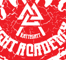 Lothbrok Fight Academy Sticker