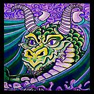 dragon close up (square) by dedmanshootn