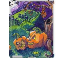 Spooky Pumpkins iPad Case/Skin