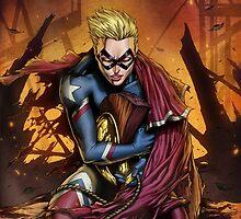 Zenith Comics Presents: Heroic Cover by ZenithComics