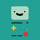 BMO | Adventure Time by Jayme Brown