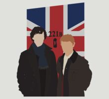BBC Sherlock by Alex Mathews