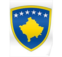 Kosovo | Europe Stickers | SteezeFactory.com Poster